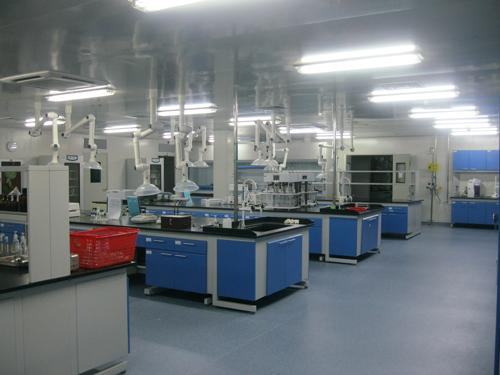 信立泰QC-实验室